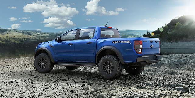 Harga Ford Ranger Raptor