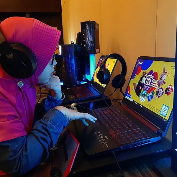 Acer Day 2019,  Saatnya Miliki Laptop Idaman dan Trip Ke Korea Selatan