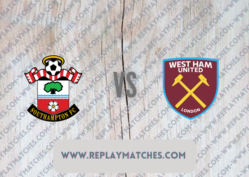 Southampton vs West Ham United -Highlights 11 September 2021