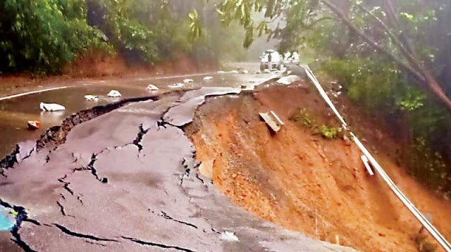 Kerala Landslide- Atleast 15 Dead, Sixteen Rescued , Searching for 66 People Trapped under the Mud