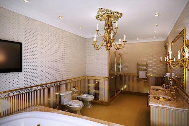 Small Size Bathroom Design