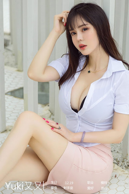Hot and sexy big boobs photos of beautiful busty asian hottie chick Chinese booty model Yan Yu photo highlights on Pinays Finest Sexy Nude Photo Collection site.