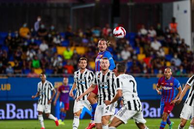 ملخص واهداف مباراة برشلونة ويوفنتوس (3-0) كاس اخوان جامبر