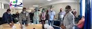 ENTREGAN TRABAJADORES OFICINA DE GOBIERNO DEL HOSPITAL GENERAL DE TAXCO TRAS LLEGAR A ACUERDOS