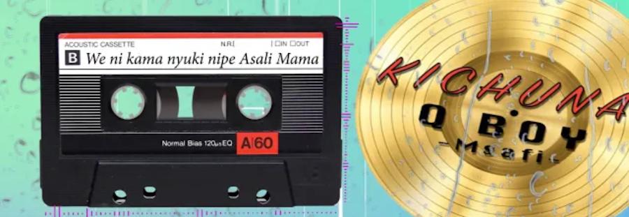 Download Q boy msafi - Kichuna