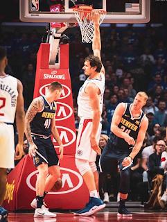 zakucavanje NBA Boban Bobi Marjanovic