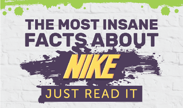The Most Insane Facts About Nike