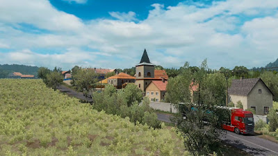 ICRF REWORKED Map Mod DX11 – ETS2 1.36