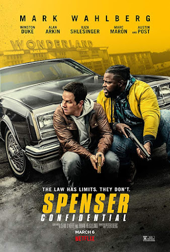 Spenser Confidential (Web-DL 720p Dual Latino / Ingles) (2019)