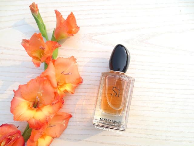 Giorgio Armani Si Perfume India