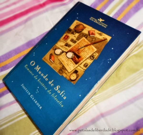 """Resenha: livro """"O Mundo de Sofia"""", Jostein Gaarder - Blog"""