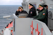 Pejabat AS Prihatin atas Penempatan Militer Rusia di Krimea