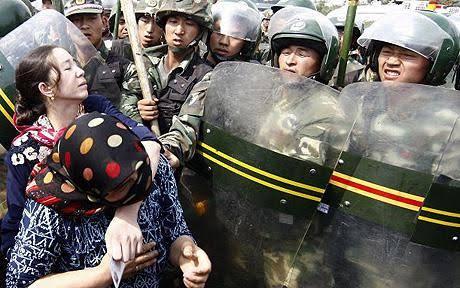 MCI: Tidak Ada Satu Pun Etnis Uighur yang Terkena Corona