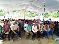 Reses Dewan Dapil Asakota Dijubeli Warga Bonto Kelurahan Kolo