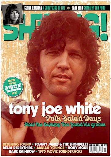 Shindig Magazine #115 out now!