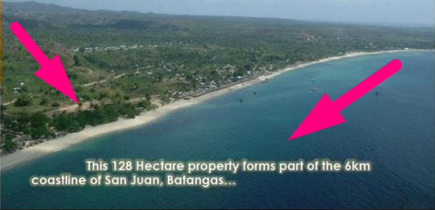 Residential Beach Property For Sale in Philippines