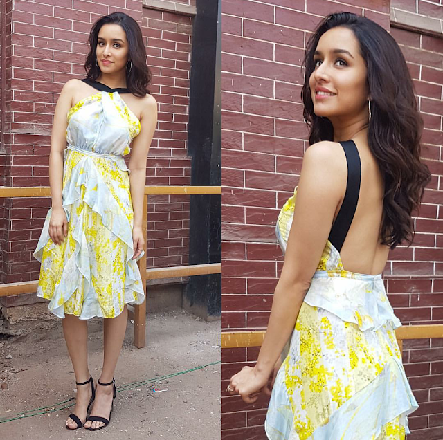 Shraddha Kapoor's Style Diary During Half GirlFriend Promotions