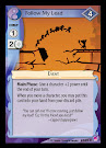 MLP Follow my Lead Seaquestria and Beyond CCG Card
