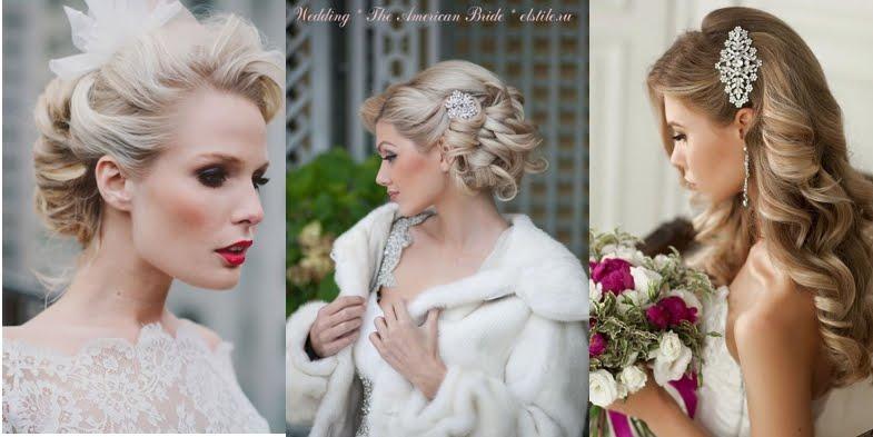 Vintage Romantic Bridal Hairstyles