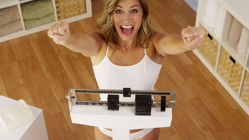 Zorlanmadan kilo vermek için deneyin!