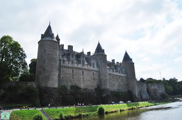 Castillo de Josselin, Francia