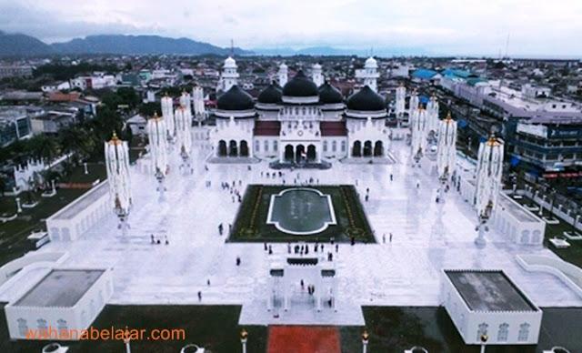 Dampak Pembugaran Wajah Baru Masjid Raya Banda Aceh