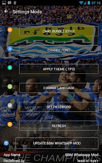 BBM Mod Tema Persib Bandung v3.0.1.25 Apk [BBM Whatsapp Mod]3