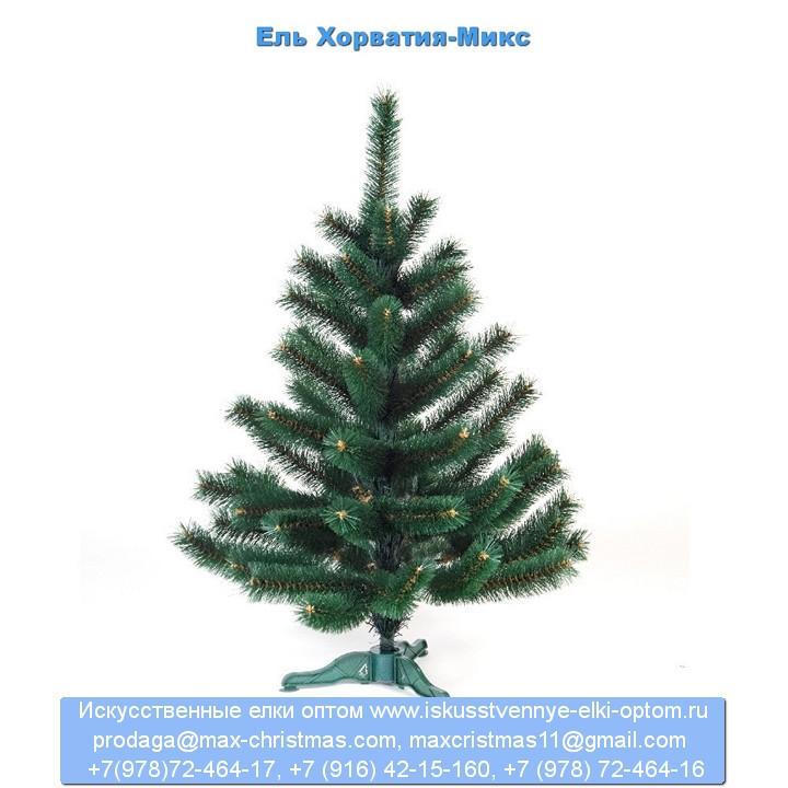 Купить искусственную елку дешево