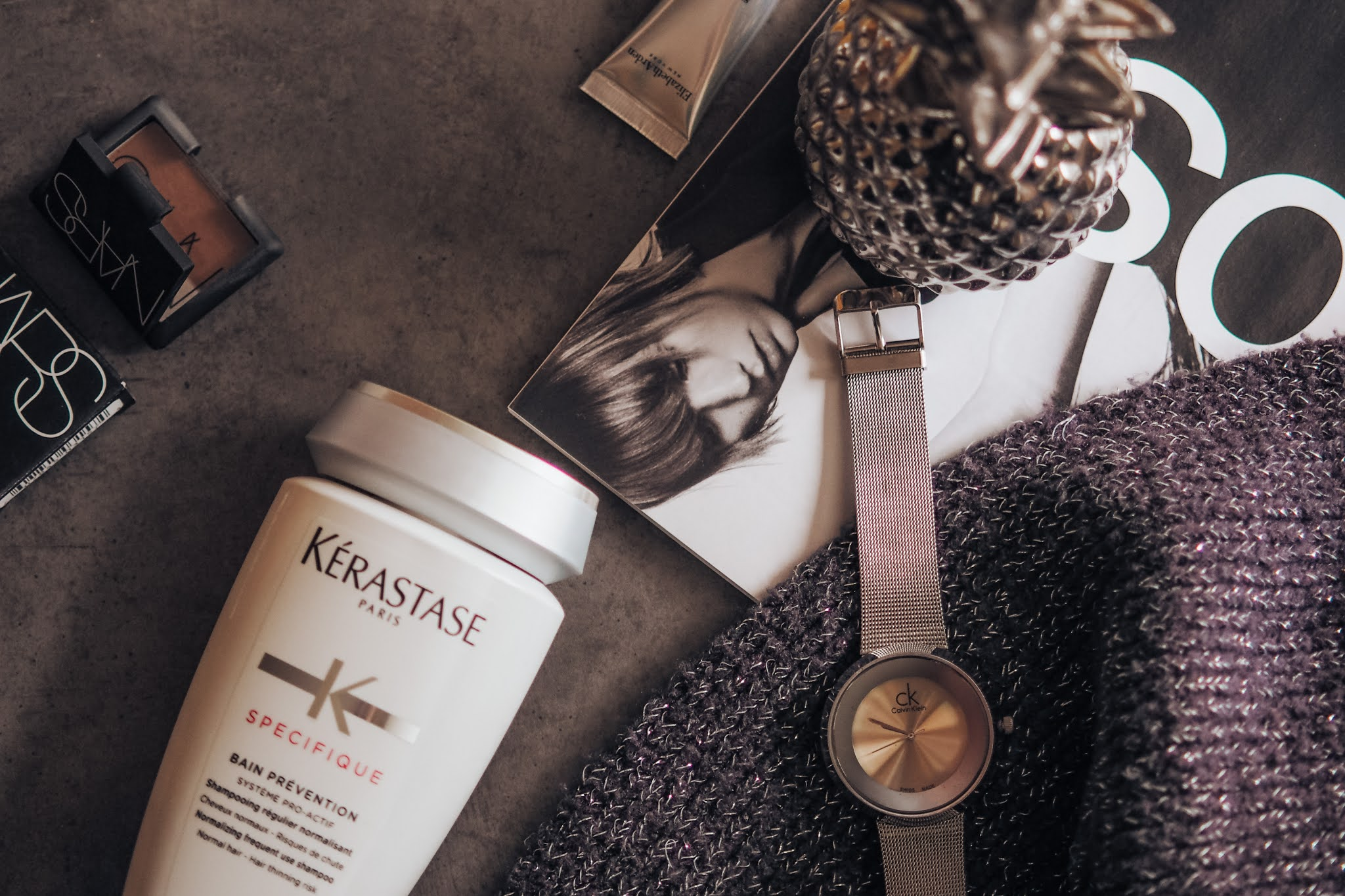 kerastase specifique bain prevention sampon notino