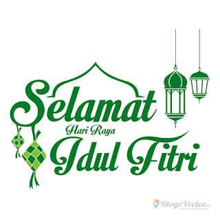Selamat Idul Fitri Logo vector (.cdr)