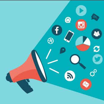 خدمة الدعاية والإعلانات التجارية