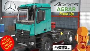 Mercedes Benz Arocs Agrar Fixed [1.31]