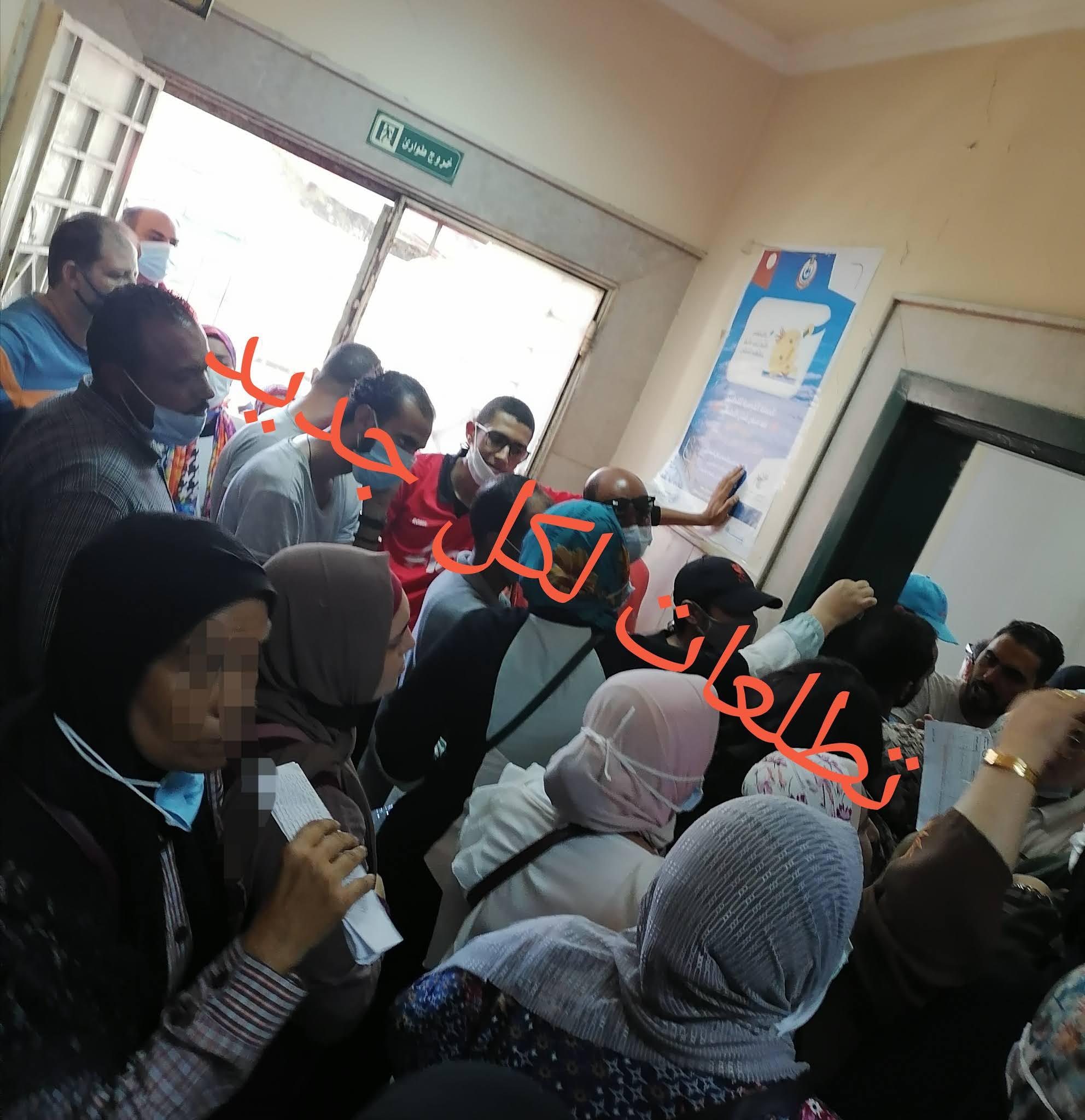 تطعيم الكورونا مصر وقاية من المرض أم رحلة إهانة وعذاب؟