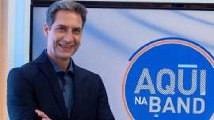 'Aqui na Band' está proibido de exibir matérias sobre Bolsonaro