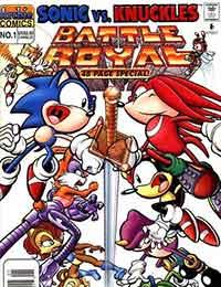 Sonic vs. Knuckles