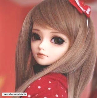 Lovely Doll Picture for FB