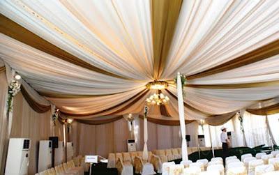 tempat sewa tenda, meja kursi, alat catering, sound, dekorasi murah
