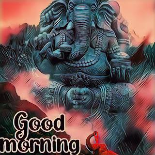 good morning ganesha pictures download