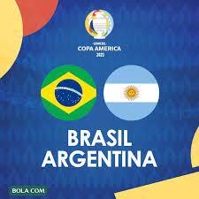 Live Streaming Final Copa America 2021
