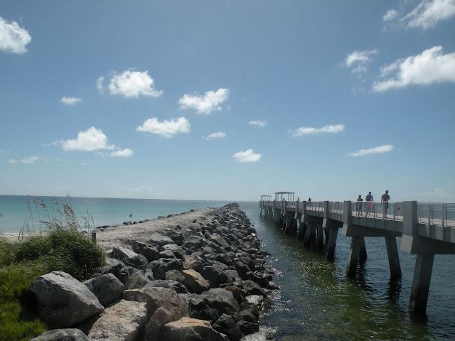 Molo w Miami