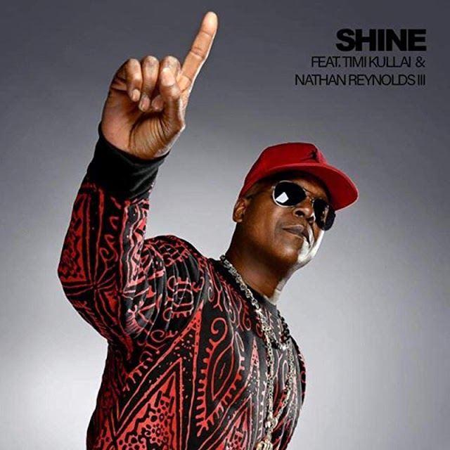 B.G The Prince Of Rap feat Timi Kullai & Nathan Reynolds III - Shine