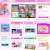 ¡¡Decoración Bloomix en la web oficial Winx Club!!