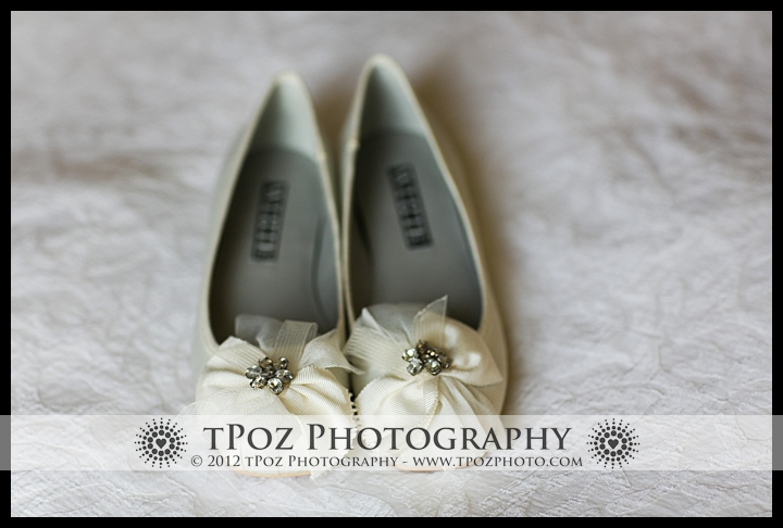 Kurtz's Beach Wedding Shoes