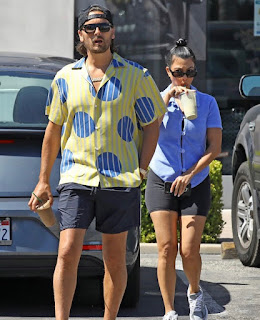 Scott Disick and Kourtney Kardashian back together