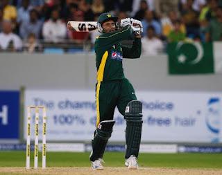 Pakistan vs England 2nd T20I 2010 Highlights