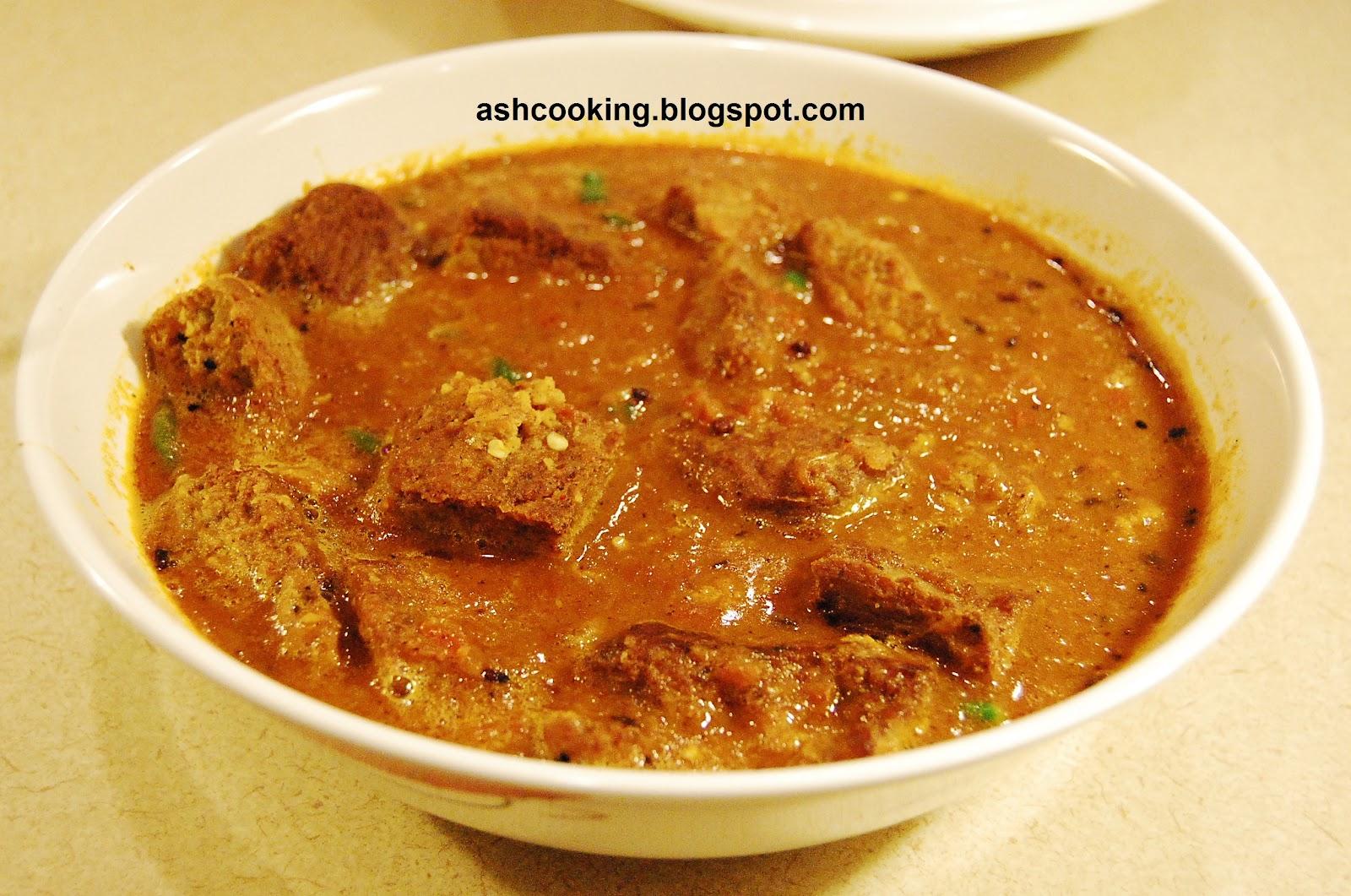 My Cookbook: Dimer Dhokar Dalna