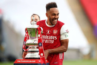 Pierre-Emerick Aubameyang Sparks Fresh Arsenal Contract Speculation