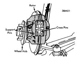 BMW 1963-73 4 Cylinder Brakes Repair Manual Auto Motive