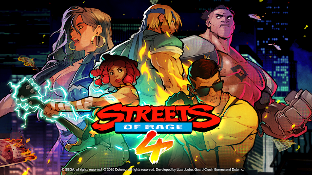 Streets of Rage 4 : Don't call it a comeback