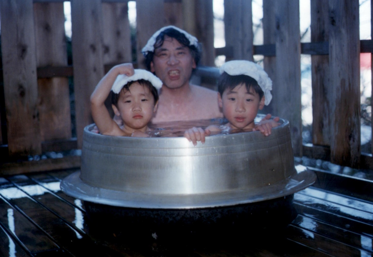 Onsen (Hot Spring) Addict in Japan: What is a Goemonburo, 五右衛門 ...
